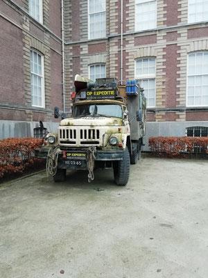 museum volkenkunde, stad&land wandeling, wandelroute Leiden, rondwandeling, wandelen met de hond, plezier voor je huisdier