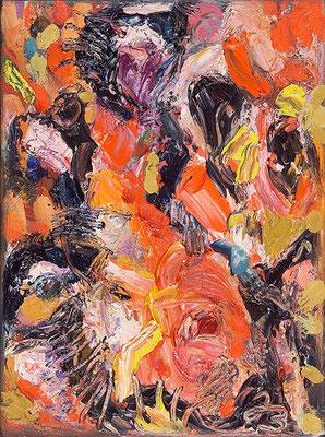 Small 3 | Öl auf Leinwand | 2005 | 18x24cm