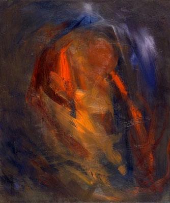 Träumer | Öl auf Leinwand | 2003 | 50x60cm