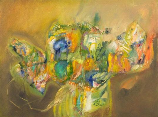 Lauschig | Öl auf Leinwand | 2003 | 80x60cm