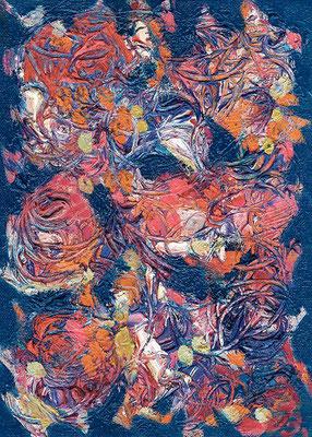 Rosen | Öl auf Leinwand | 2005 | 18x24cm