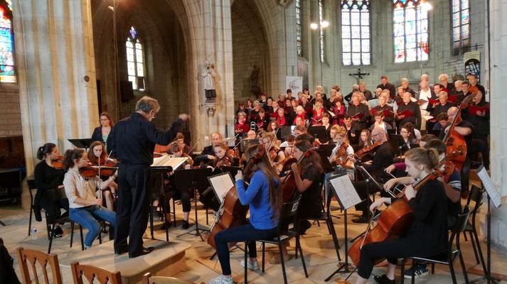 Un cadre idéal pour la musique de Félix Mendelssohn