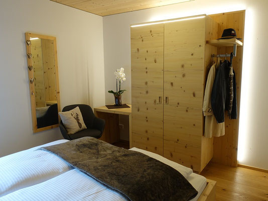 appartement lobspitz - schlafzimmer 2