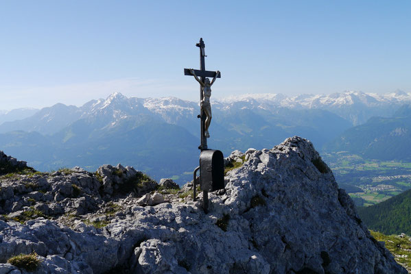 Berchtesgadener Hochthron 1.972m, 08.06.2014