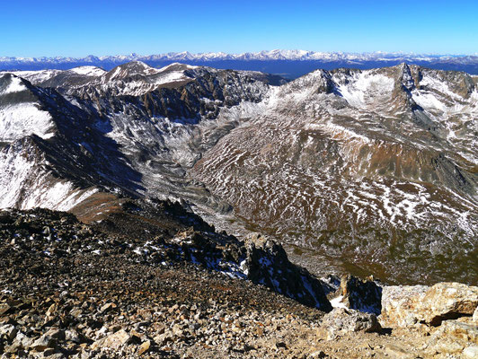 Mount Democrat 4.310m, 26.09.2013