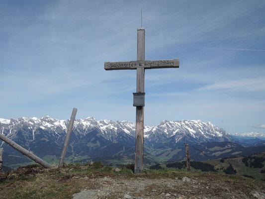 Schönwieskpf 1.994m (21.05.2016)