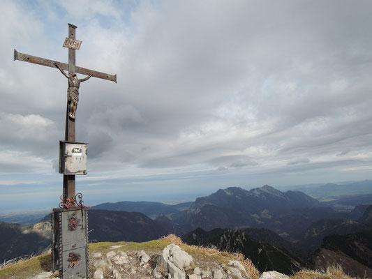 Sonntagshorn 1.961m (15.11.2015)