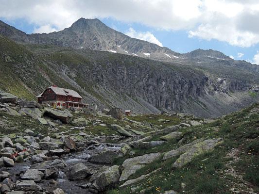 Arthur von Schmid Haus 2.281m (23.07.2015)