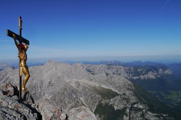 Watzmann Hocheck 2.651m, 18.09.2014
