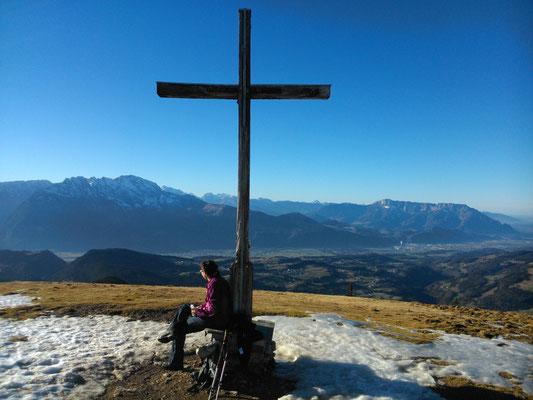 Trattberg 1.757m (20.12.2015)