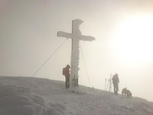 Hochgern 1.748m, 12.02.2013