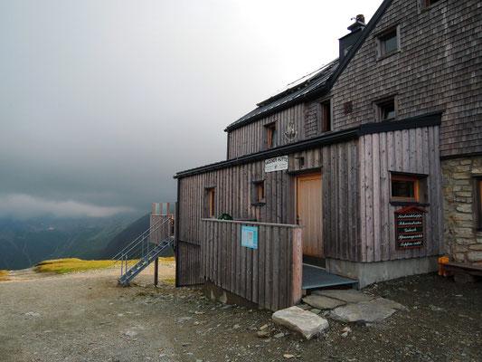 Hagener Hütte 2.440m (21.07.2015)