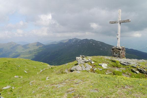 Mannlitzkogel 2.047m, 21.06.2014