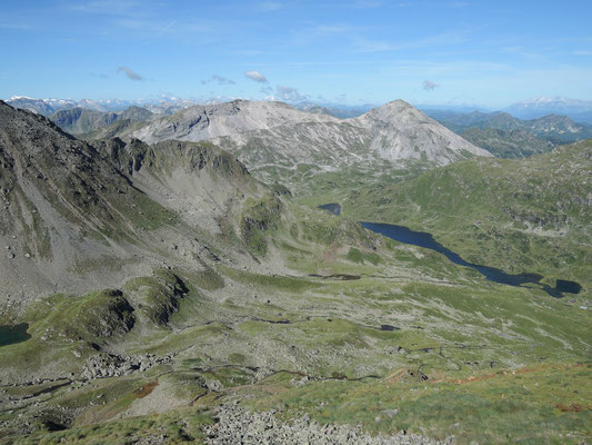 Rotmandlspitze 2.453m (14.08.2016)