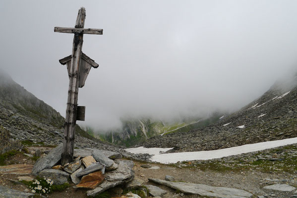 Birnlücke 2.669m, 04.08.2014