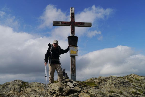 Mittagskogel 2.092m, 21.06.2014