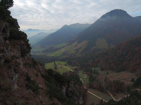 Horauer Spitze 1.117m (30.10.2016)