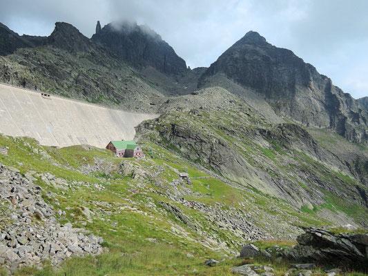 Reisseckhütte 2.287m (24.07.2015)