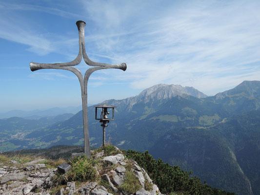 Mooslahnerkopf  1.815m (10.09.2016)