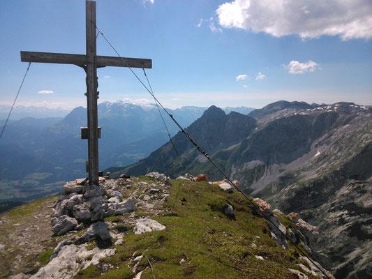 Eiskogel 2.321m, 19.07.2014