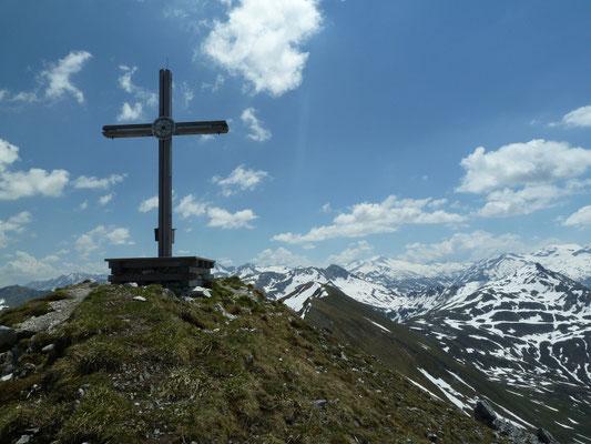 Weißgrubenkopf 2.369m (06.06.2015)