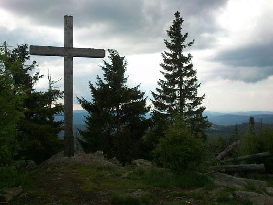 Siebensteinkopf 1.263m, 01.06.2014