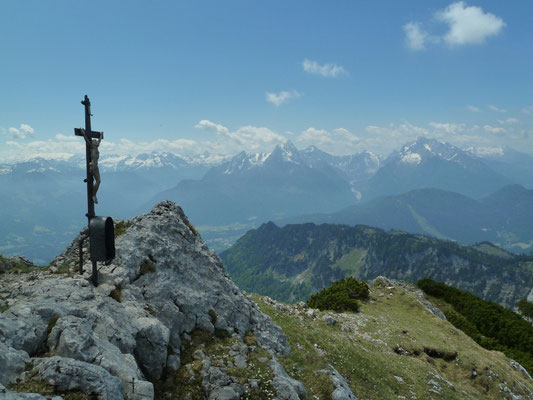 Berchtesgadener Hochthron 1.972m (05.06.2015)