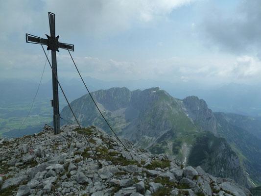 Fritzerkogel 2.360m, 14.07.2013