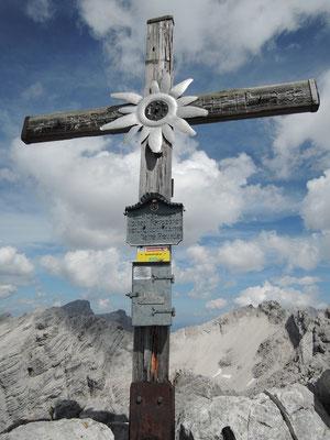 Kammerlinghorn 2.484m (04.08.2015)