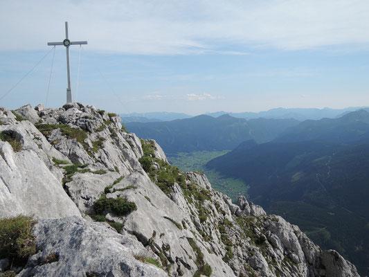 Großer Donnerkogel  2.054m (31.07.2016)