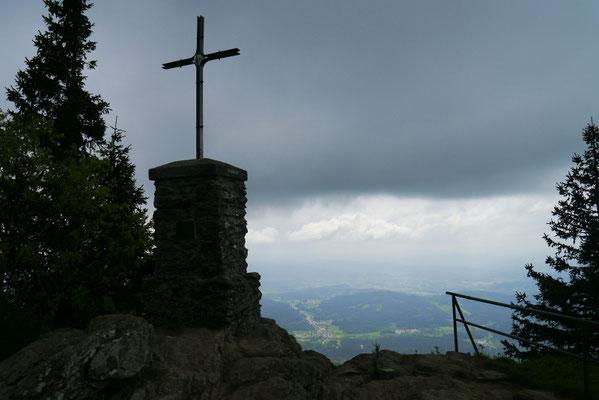 Großer Falkenstein 1.315m, 24.05.2014