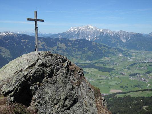 Maishofener Schwalbenwand 1.895m (22.05.2016)