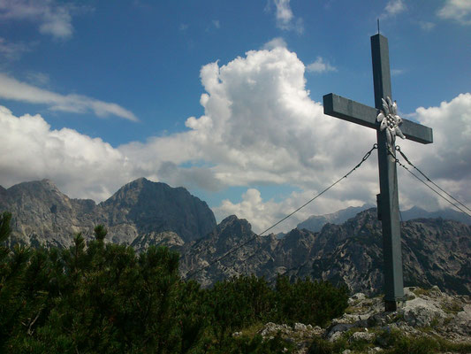 Großes Hundshorn 1.705m, 11.08.2013