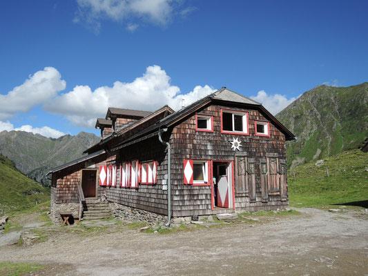 Keinprechthütte 1.872m (13.08.2016)