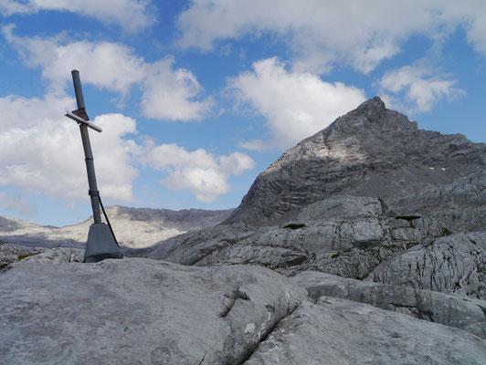 Salzburger Kreuz Steinernes Meer 2.135m, 15.08.2013