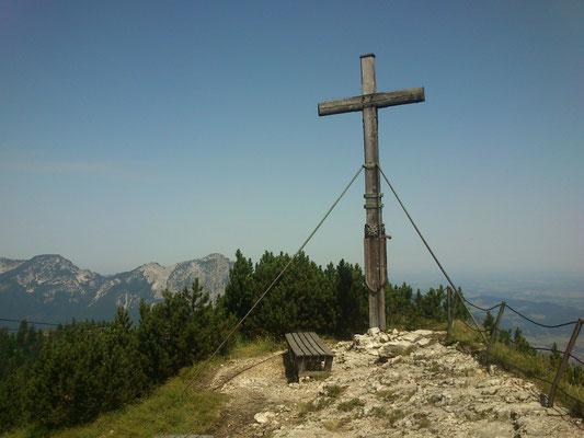 Hochschlegel 1.688m, 04.08.2013