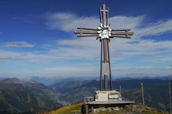 Frauenkogel 2.424m, 11.10.2014