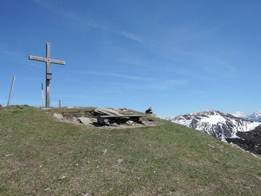 Schönwieskpf 1.994m (22.05.2016)