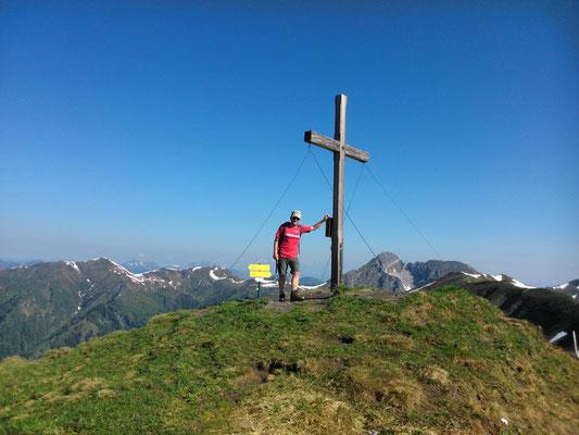 Kreuzeck 2.204m (07.06.2015)