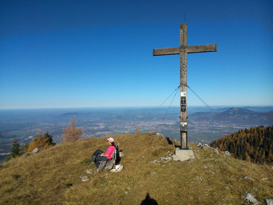 Roverkreuz 1.612m (31.10.2015)