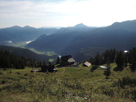 Gablonzer Hütte 1.550m (30.07.2016)