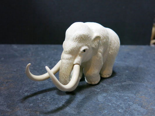 Commission Work - Fumio Noguchi Carving