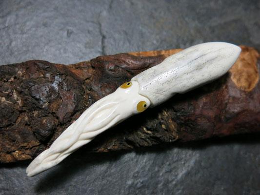Squid Netsuke