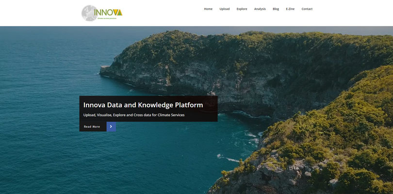 FWI Hub Data and Knowledge platform