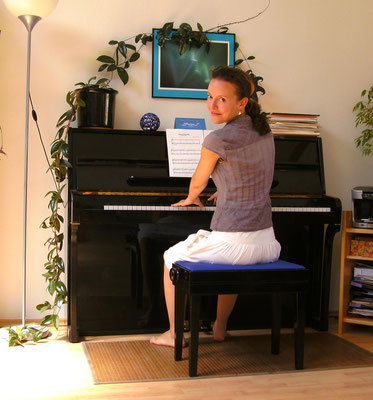 Me and my sweet piano