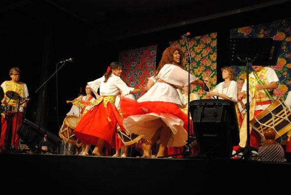 Encontro - Die Nacht der Trommeln - Burghausen 2012