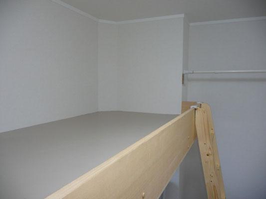 403号室。ロフトです