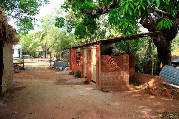 surroundings of jungle dance cafe