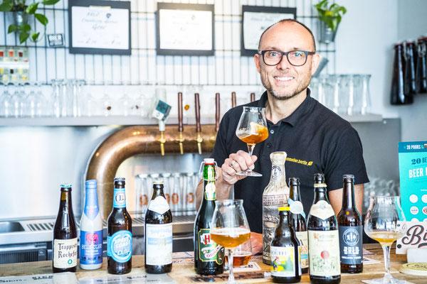 Biersommelier.Berlin Karsten Morschett - Foto Niels Starnick