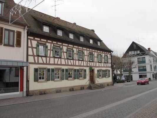 Ehemaliges Gasthaus Krone